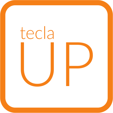 teclaUP - logo