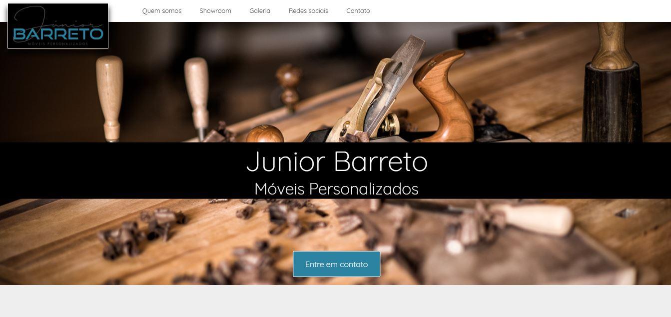 Empresa especializada na fabricação de móveis personalizados de alta qualidade.